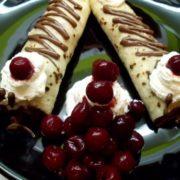 Schwarzwald pancake