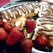 Capri pancake