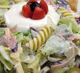 Alla Donna salata dostava
