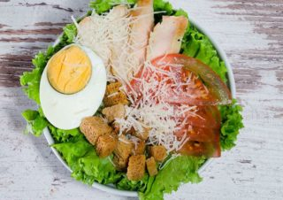 Healty salata Fit stop dostava