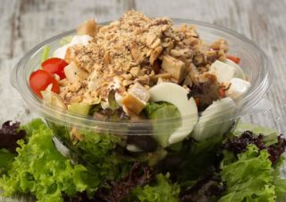 Pure protein junior salata Fit stop dostava