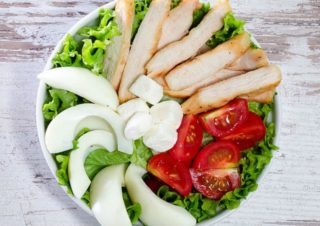 Pure protein senior salata Fit stop dostava
