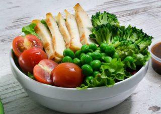 Pure taste salata Fit stop dostava