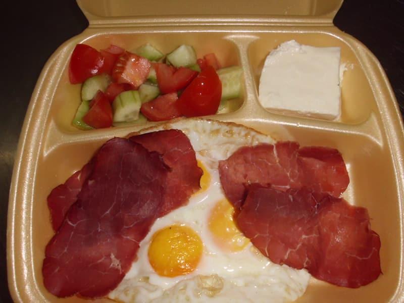 Hajdučki doručak