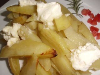 Ivanjica potato on kaymak delivery