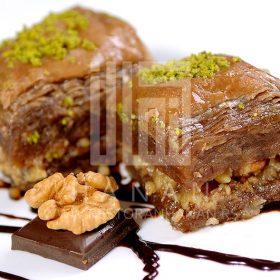 Baklava Hanan walnut chocholatte