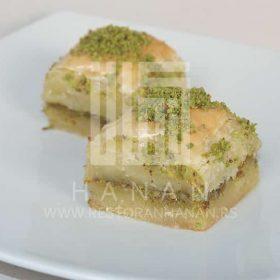 Baklava Hanan pistaccio