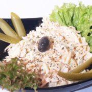 Obrok salata sa dimljenom piletinom  preporuka
