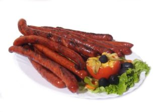 Smoked home-made sausage 1 kg delivery