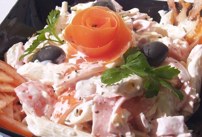 Italijanska obrok salata dostava