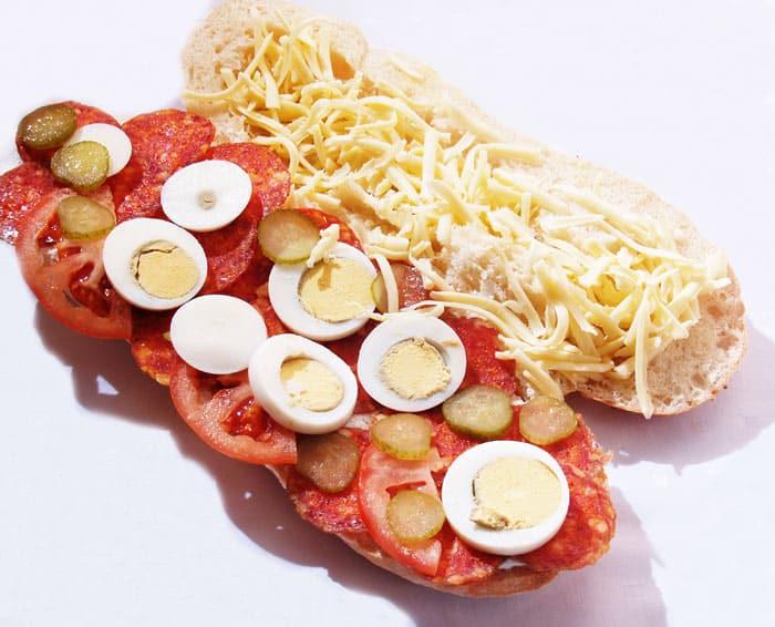 Kulen sandwich delivery
