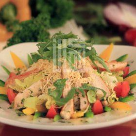 Salad Hanan meal