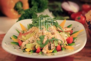 Salad Hanan meal delivery