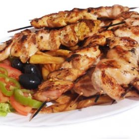 Chicken kabob 1kg delivery