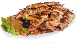 Chicken kabob delivery