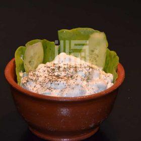 Salata laban wekhjar