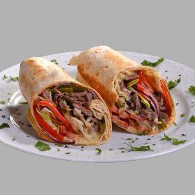 Shawarma lahme sanwich