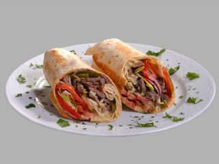 Shawarma lahme sanwich delivery