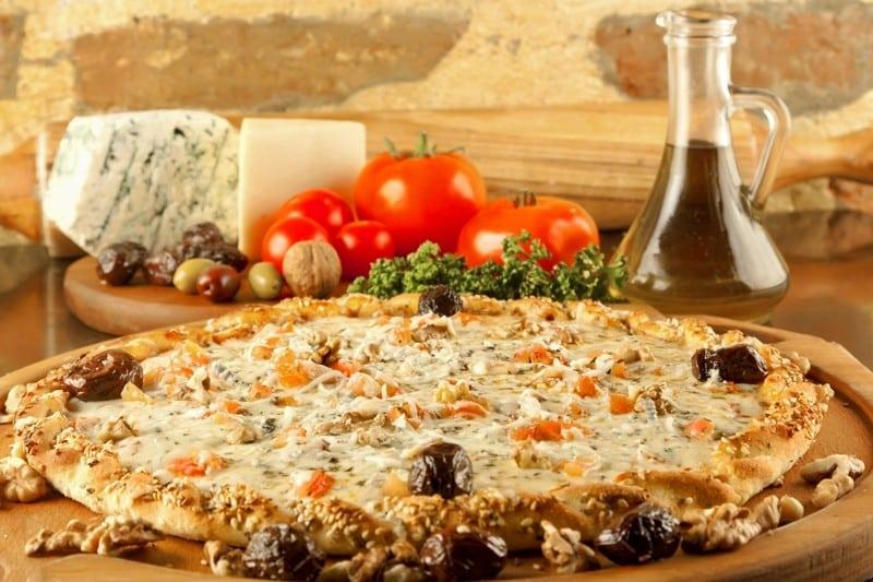 Gorgonzola pica dostava