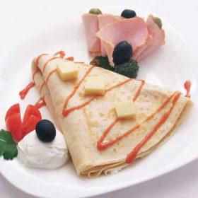 Pancake pechenitsa delivery