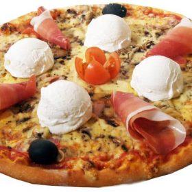 Pršut pica