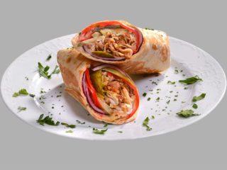 Shawarma jaj sandwich delivery