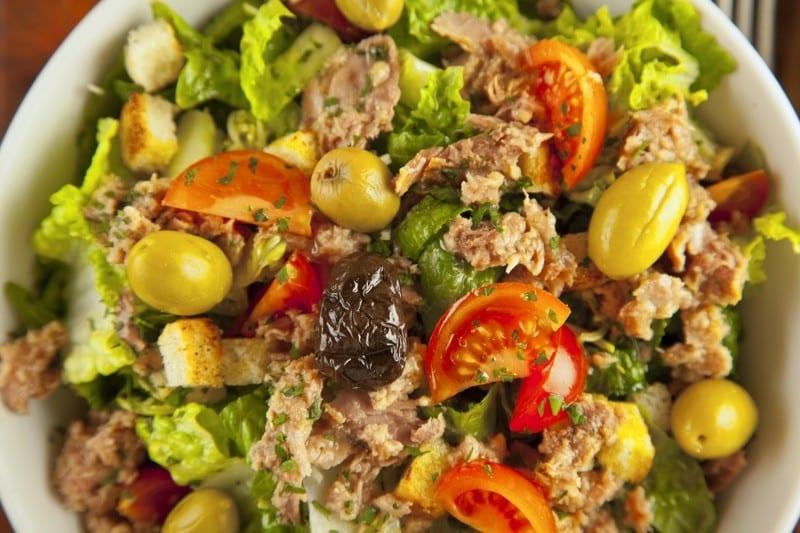 Stek salata dostava