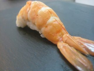 King prawns Fine Sushi Bar delivery