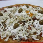 Pizza Mangiare  specialty of the house
