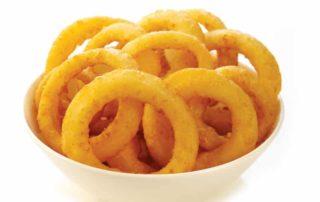Onion rings dostava