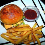 De Gusto burger