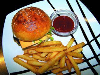 De Gusto burger delivery