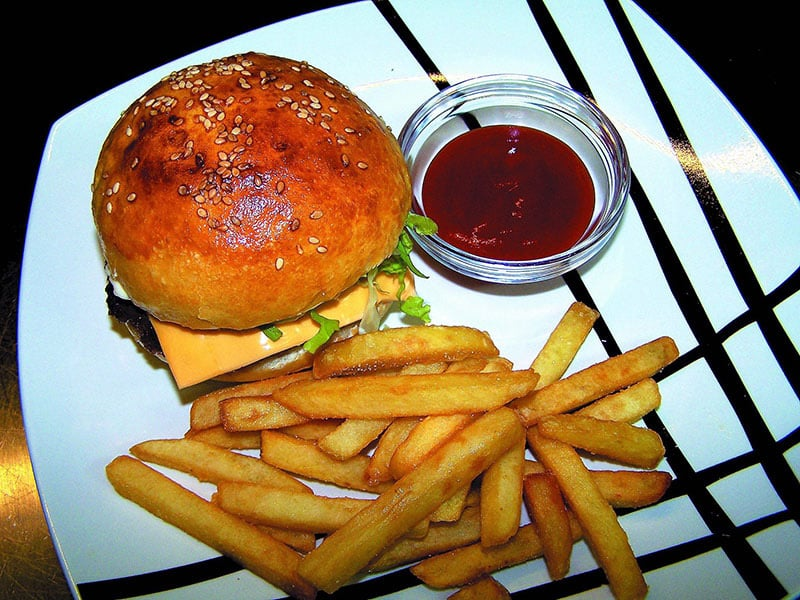 De Gusto burger dostava