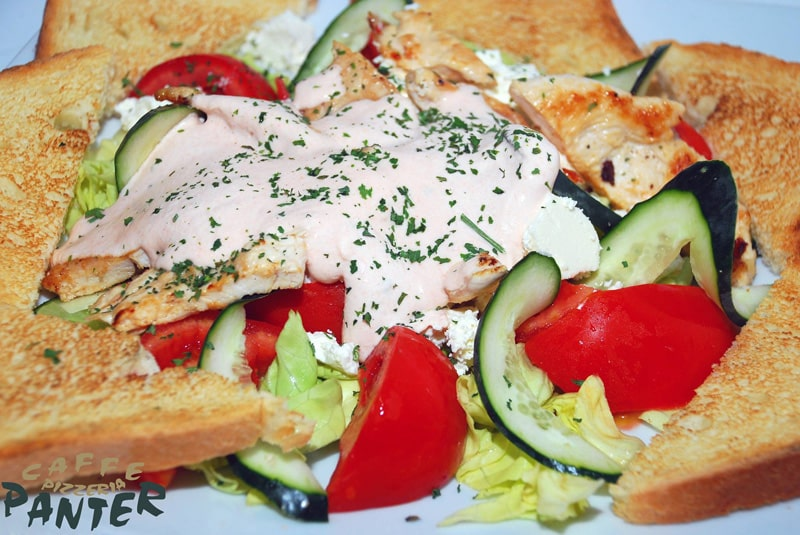 Chicken salad Incanto delivery