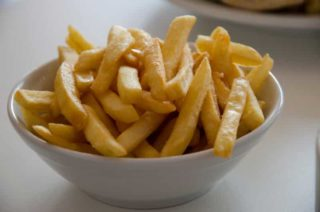 French fries Gyropolis Beograd dostava
