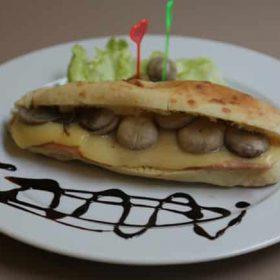 Index sandwich
