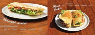 Pica sendvič kulen Pizzeria Garibaldi dostava
