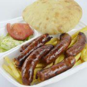Sausage daily meny