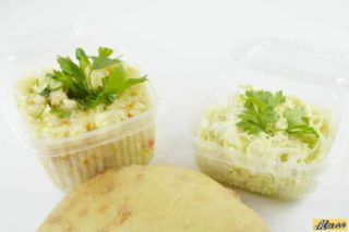 Risotto with vegetables and chicken daily menu delivery