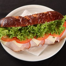 Pechenitza sandwich
