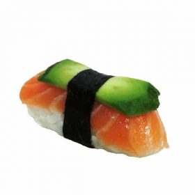 Nigiri salmon avocado