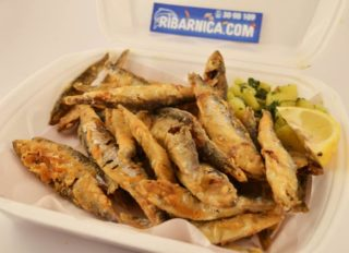 Smelts delivery