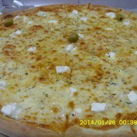 Pizza Quattro formaggi dostava
