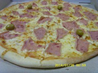 Pizza Vezuvio dostava