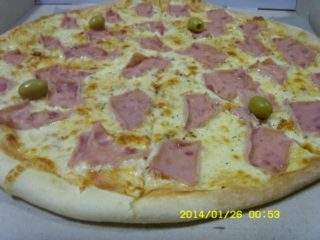 Pizza Vezuvio Amos picerija dostava