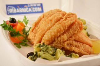 Catfish fillet – pange delivery