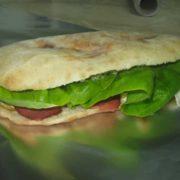 Parma sendvič