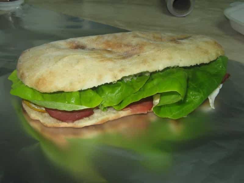 Parma sandwich delivery