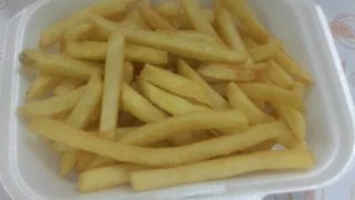 French fries Castello Bianco delivery