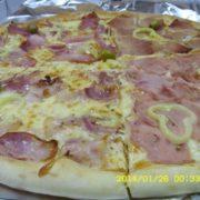 Pizza Quattro carni